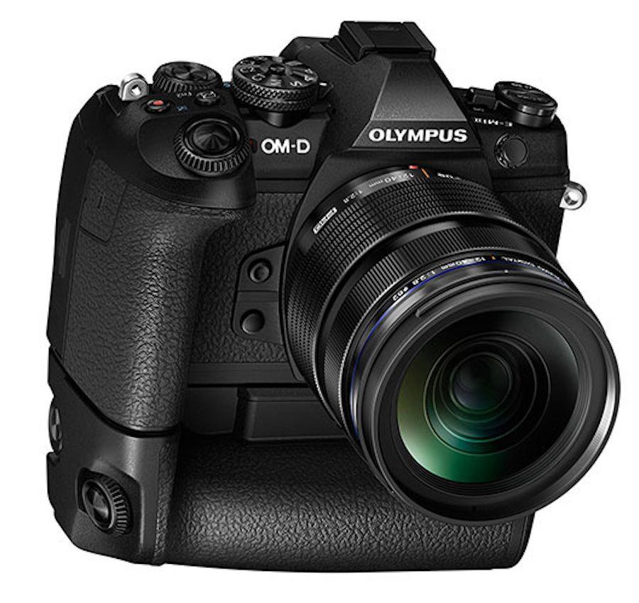 Olympus Has Announced The Development Of The E M1 Mark Ii Flagship Camera The Om D E M1 Mark Ii Will Feature Olympus Camera Olympus Camera Photography Camera