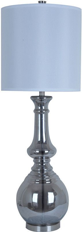 Crestview Collection CVABS806 Tempest Table Lamp 14.5 X 14.5 X 14.5