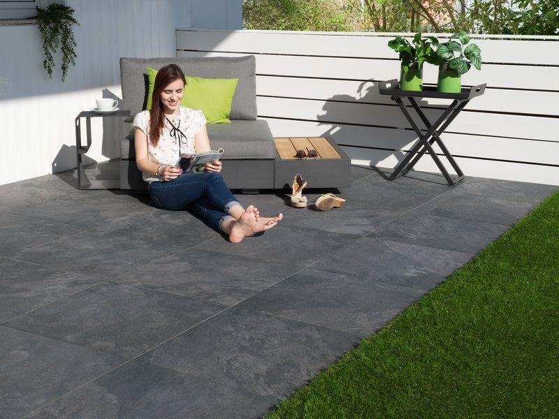 Terrassenplatten Reinigen Terrasse Reinigen