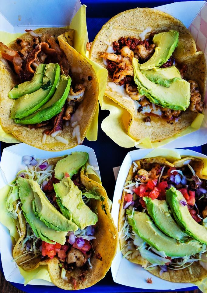 Where to get Tacos in Downtown San Diego | San diego food ...