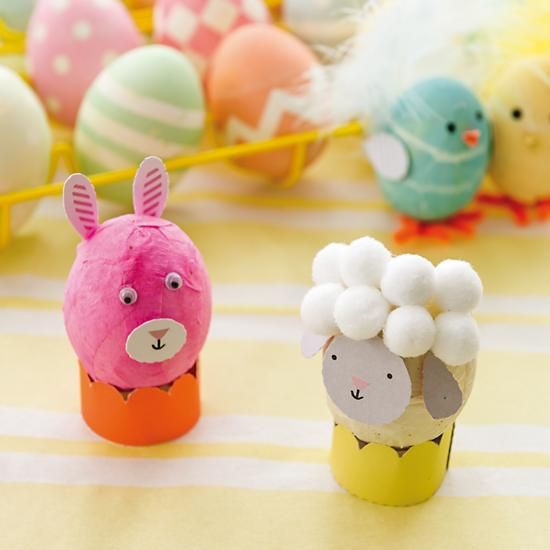 Easter Eggs Decoration Kit By Cocoapod: Easter Egg Decorating Kit (Set Of 6) From The Land Of Nod