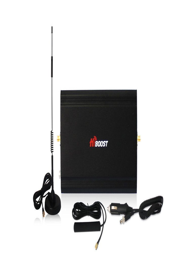 cell phone reception booster for car