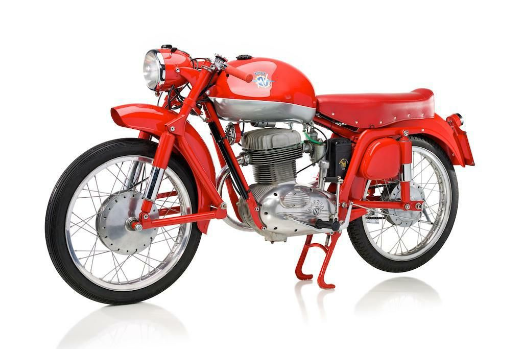 "1954 mv agusta 175 super sport monoalbero ""css"" to make appearance"