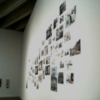 Pictures on a wall (sight two)