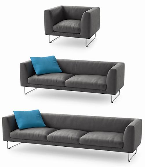 Cappellini divano elan cerca con google furniture for Divani cappellini