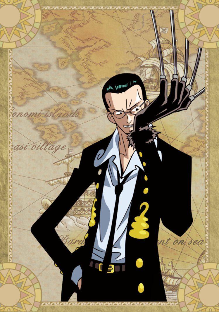 Captain Crow Kuro One Piece One Piece Manga One Piece Bounties One Piece Anime