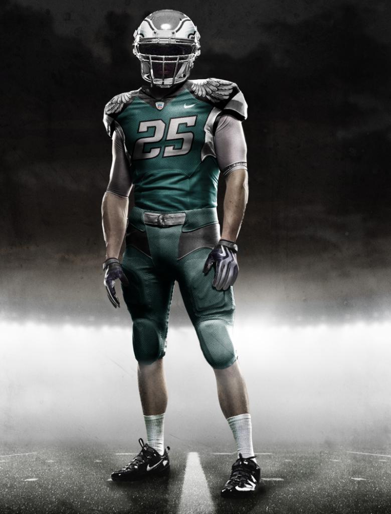 340073c39 New Nike Philadelphia Eagles Uniform Designs Were Fake