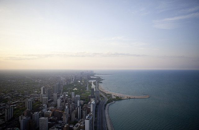 Romantic things in chicago