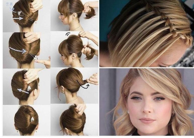 Schone Frisuren Fur Kurze Haare Trend Frisuren Fur Frauen 2018 Schone Frisuren Kurze Haare Bob Frisur Hochsteckfrisur
