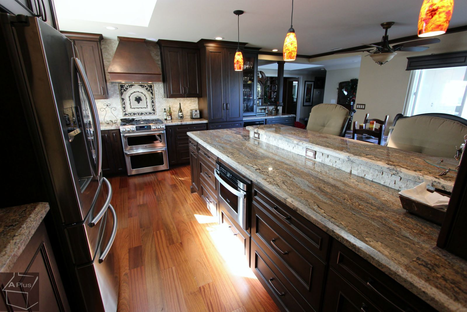 Incroyable Euro Style #Kitchen #remodel With Custom Cabinets In Laguna Niguel  OrangeCounty
