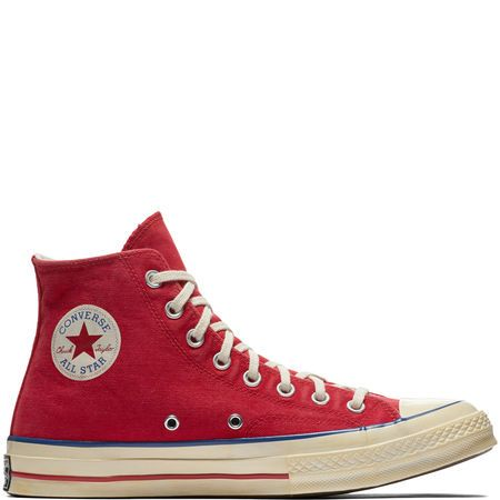 Converse - Chuck Taylor All Star '70 Vintage '36 Canvas - Red/Blue ...