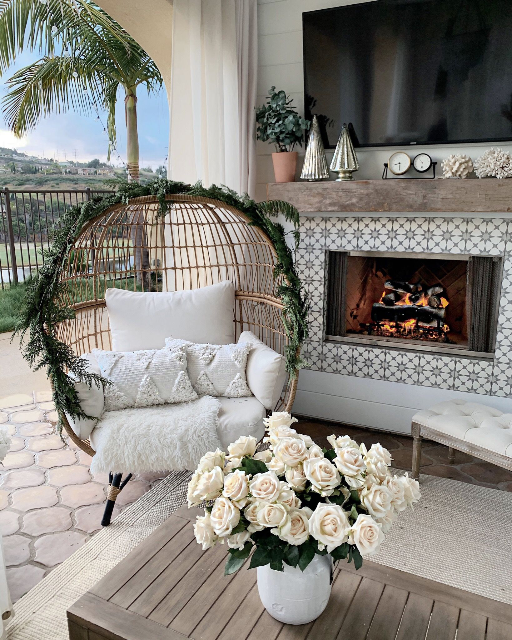 Merry Christmas! 🌿. Outdoor living area, outdoor seating ... on Outdoor Living Shops Near Me id=46037