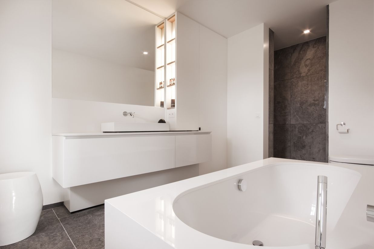 Bathroom by luxhome creation and or realisation of your project