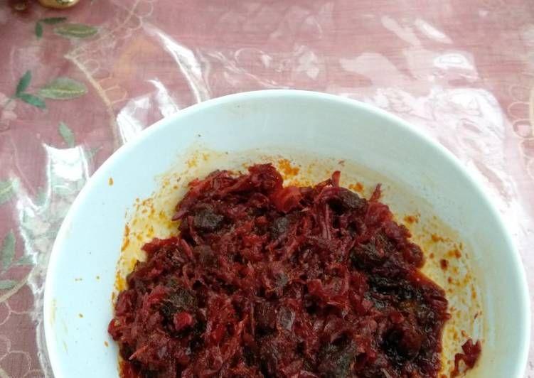 Resep Sambel Goreng Daging Cirebon Oleh Ficha Sabrina Resep Resep Makanan Masakan Makanan
