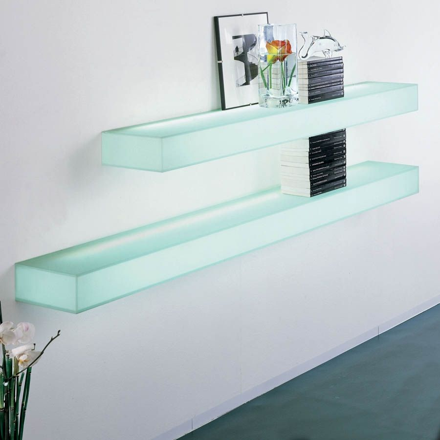 Floating Glass Shelves Also Thick Floating Shelves Also Acrylic Floating Shelves Luxury Glass Shelves In Bathroom Floating Glass Shelves Glass Shelves Decor