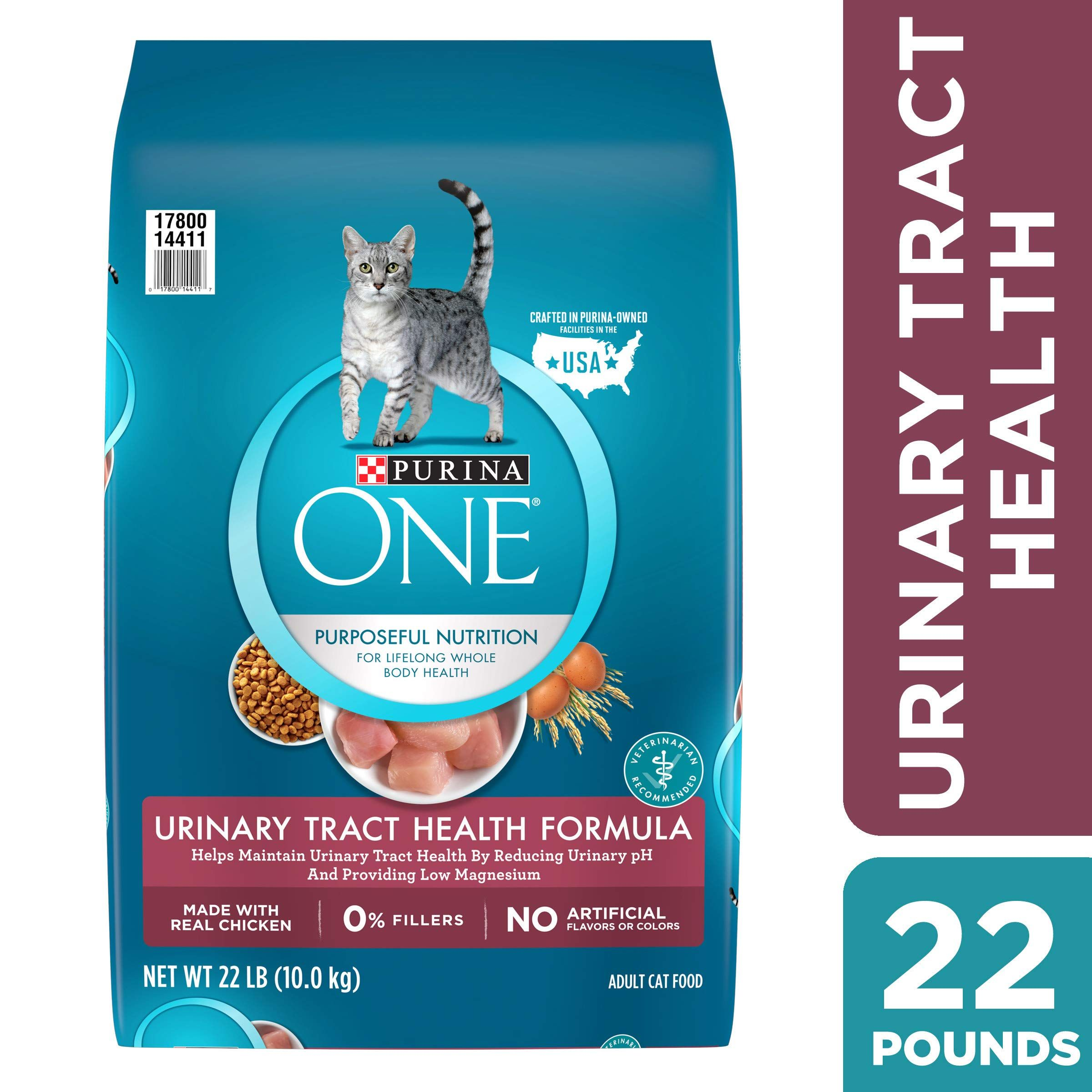 Purina One Urinary Tract Health Formula Adult Cat Food Deals
