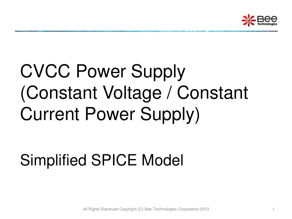 Cvccps P Spiceopen By Spicepark Via Slideshare Circuit Simulation This Java Applet Is An Electronic Simulator A Great Way To
