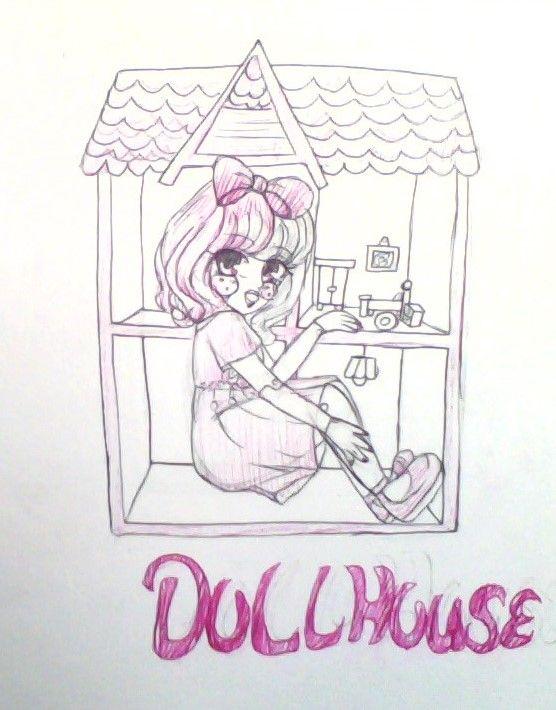Melanie Martinez Dollhouse Anime By 1taira Melanie Martinez