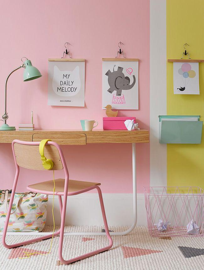 Lovely market news chambre enfant color e par la styliste charlotte love lovely chambre - Chambre enfant coloree ...