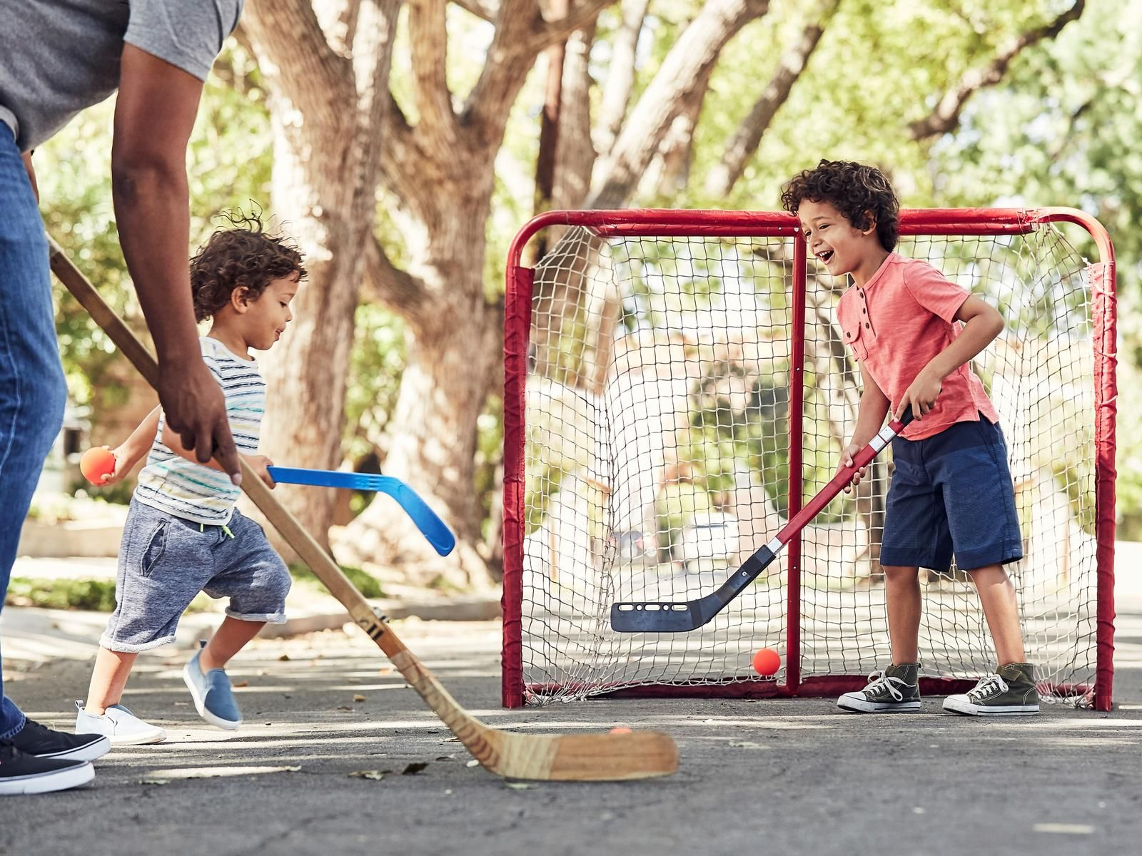 20 Dad Things To Do On Father S Day Father S Day Activities Street Hockey Father Son