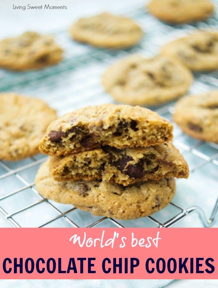World's Best Chocolate Chip Cookies Recipe Best