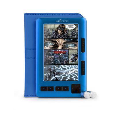 Energy Multimedia Color Book 1052 Electric Blue en Ofertasextremas.com