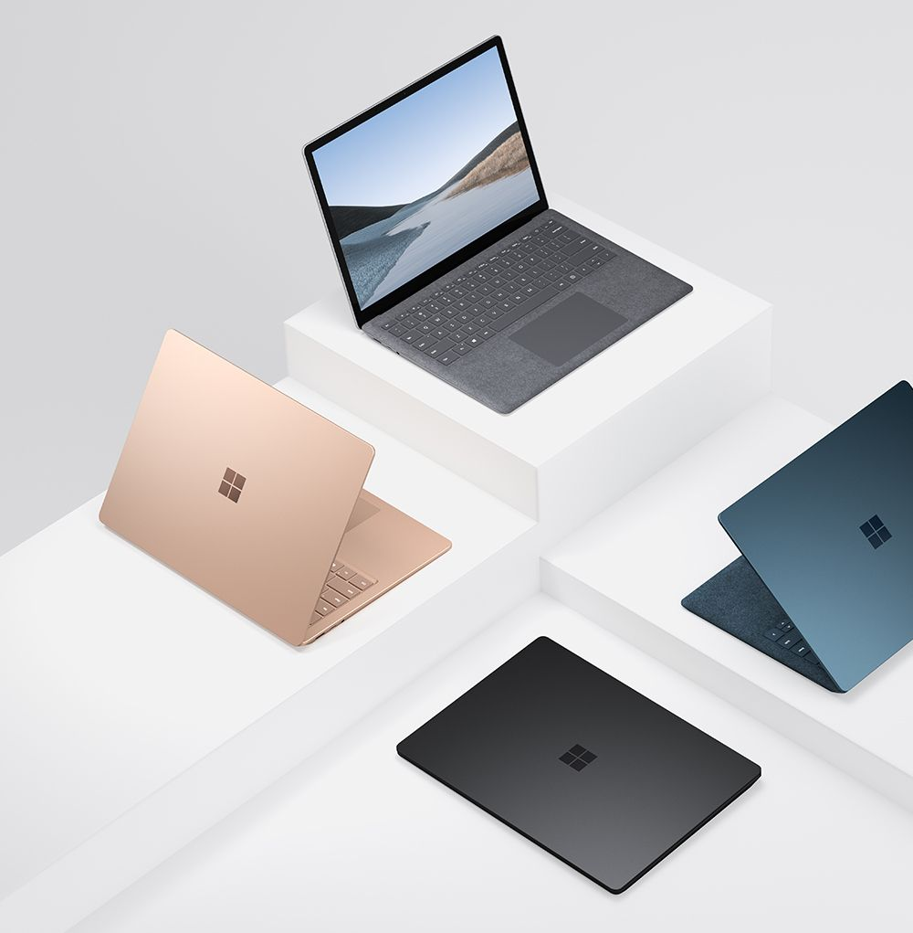 Rich Colors And Durable Finishes In 2020 Surface Laptop Laptop Surface