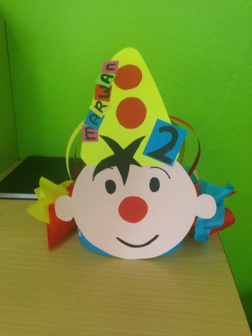 Kroon jongens Bumba | Verjaardag mutsen | Pinterest | Crown