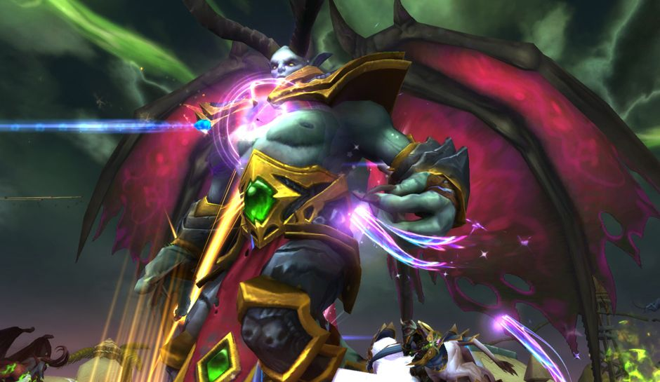 World Of Warcraft Demon Hunters Now Playable Complete Demon Invasions For Limited Time Rewards World Of Warcraft Demon Hunter Warcraft