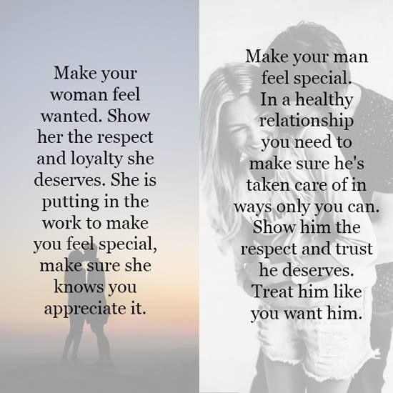 Feel Man A How Makes A Woman