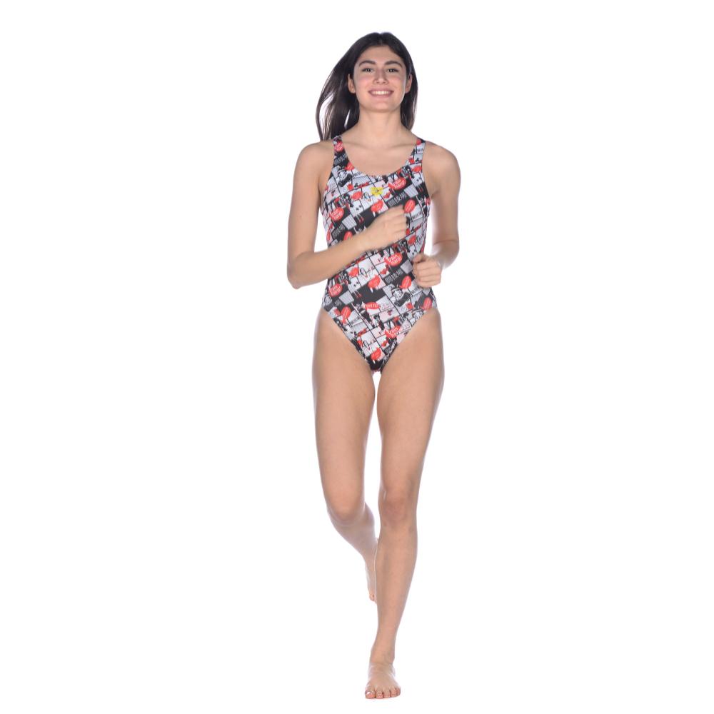 costume intero donna piscina nike