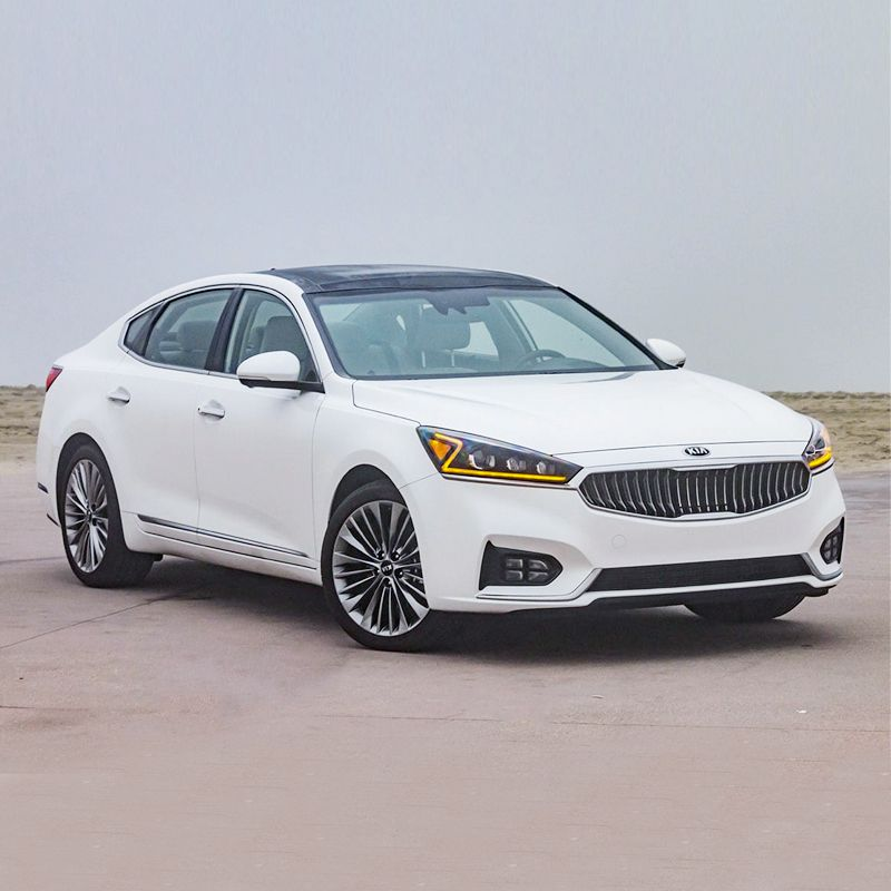 Drive 😎 The Kia Cadenza 🚙 In Dubai For Only AED 200/day
