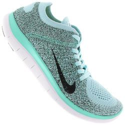 149e581398 Tênis Nike Free 4.0 Flyknit – Feminino - AZUL CLA VERDE CLA Desconto  Centauro para Tênis Nike Free 4.0 Flyknit – Feminino - AZUL CLA VERDE CLA  por apenas R  ...