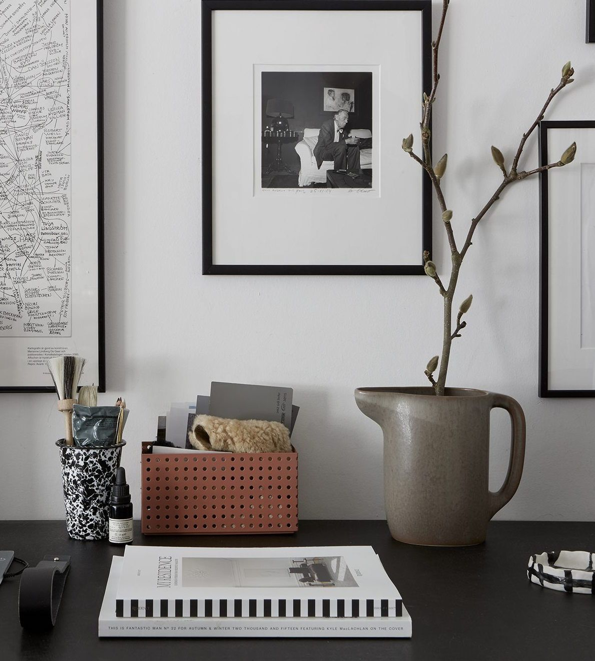 Workspace For Two Via Coco Lapine Design With Images