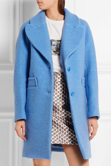 Carven - Wool-blend coat