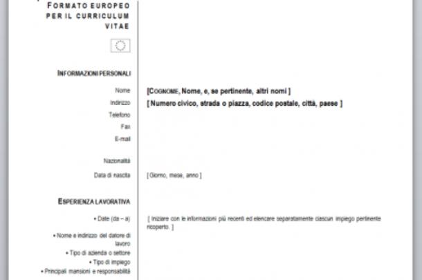 Traduzione E Redazione Cv E Lettera Di Presentazione In Inglese