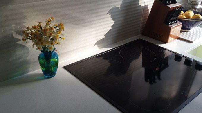 Comment Nettoyer Une Plaque Vitroceramique Avec Du Vinaigre Blanc Nettoyer Plaque Vitroceramique Plaque Vitroceramique Comment Nettoyer