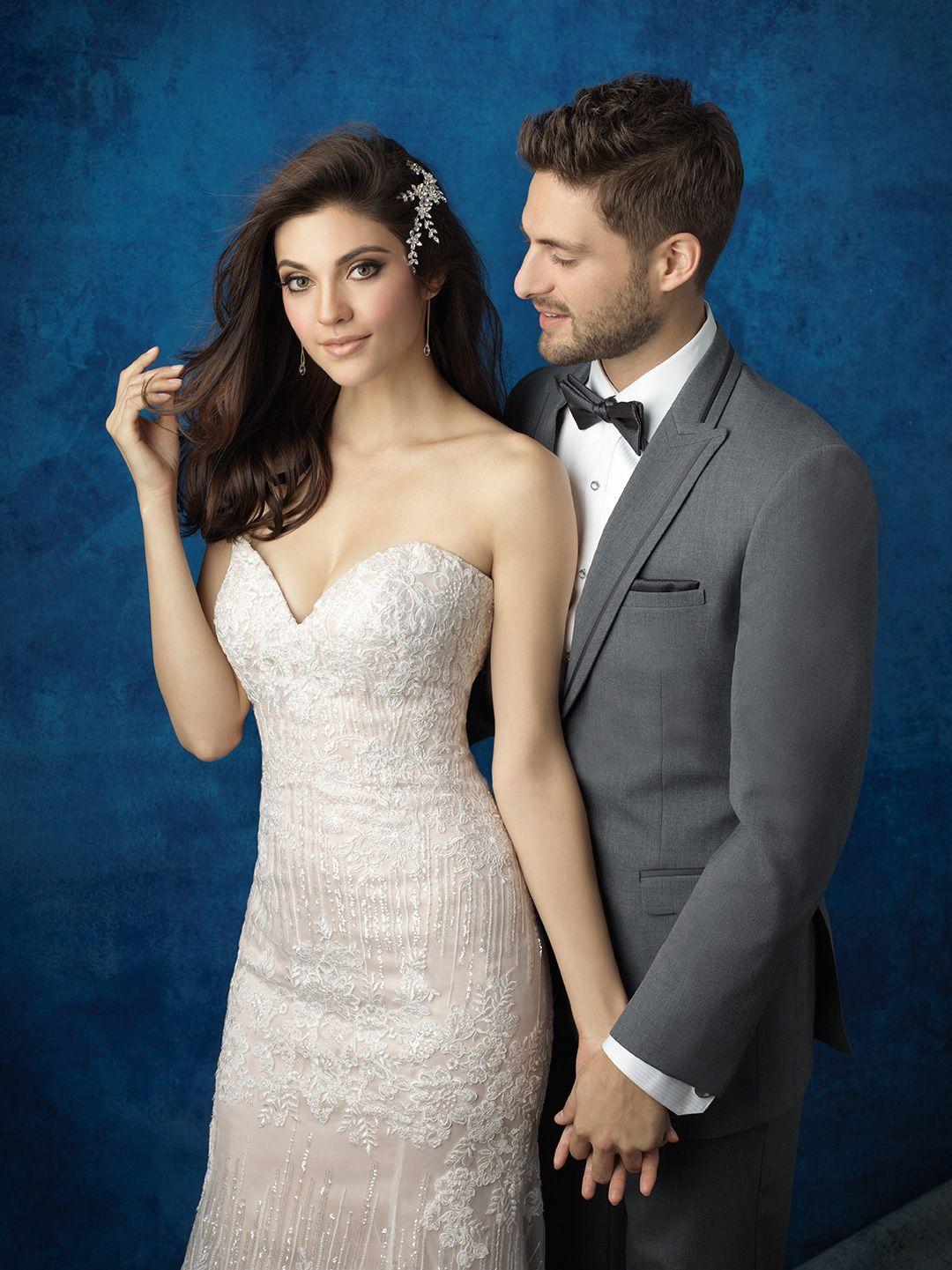 Allure bridals style wedding dress styles pinterest