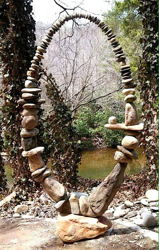 Art Comes First: Inspirations. Rock SculptureStone SculpturesGarden ...