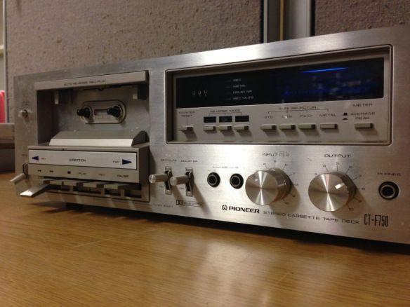 Pioneer Vintage Stereo Repair | Vintage Audio | Antique
