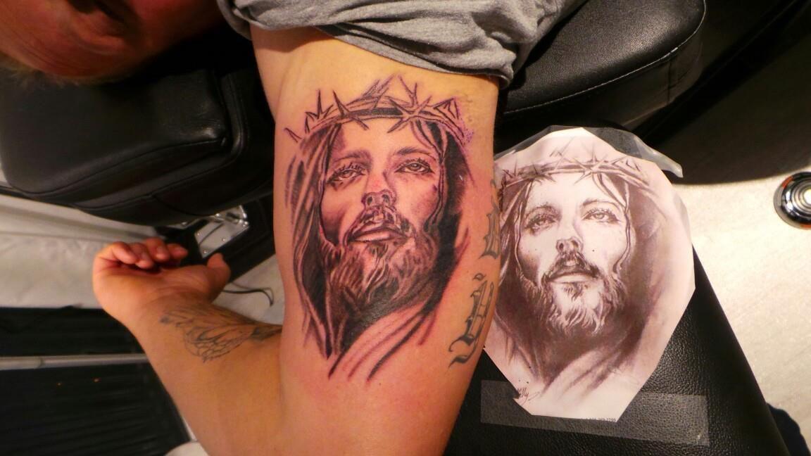 Jesus portret