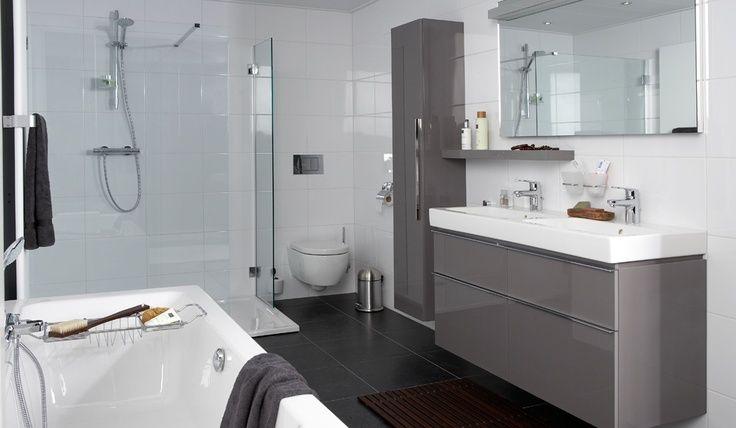 De Sphinx #badkamer is een luxe en zeer complete badkamer ...