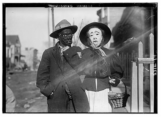 Photo Prompts #008: A man? A woman? Photo Credit: Library of Congress, LC-DIG-ggbain-10010