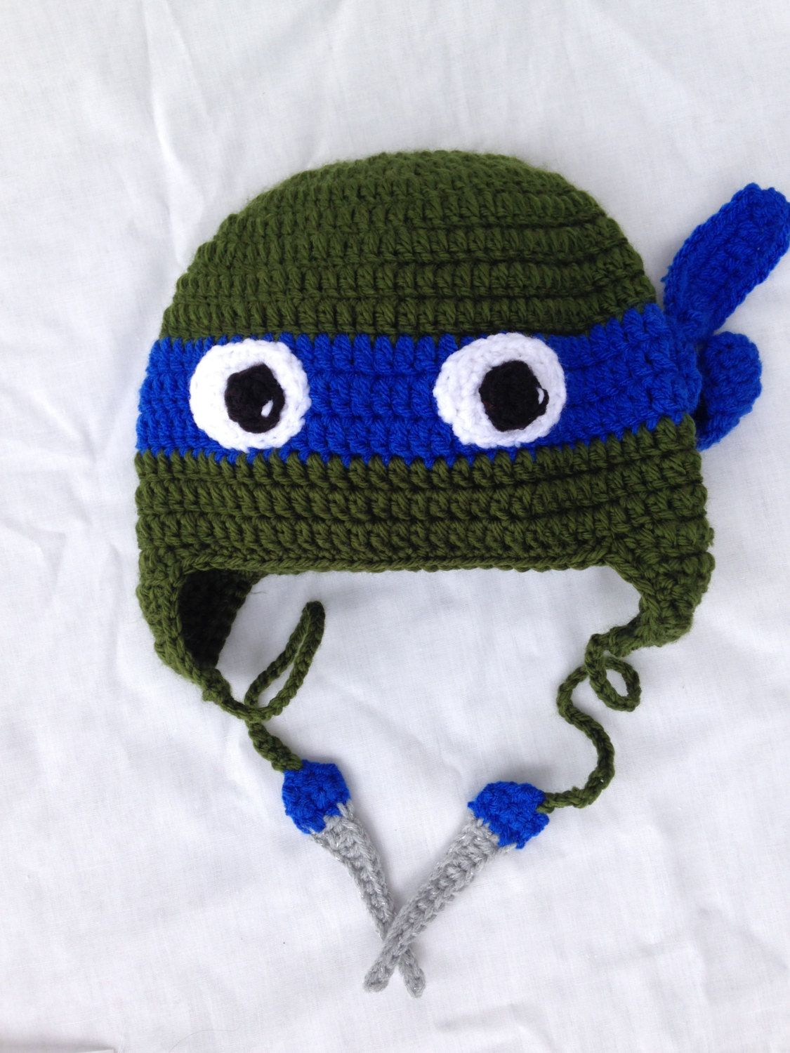 Teenage Mutant Ninja Turtle Hat, Ninja Turtle Hats, Ninja Hats ...