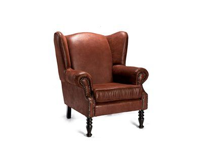 leather wingback chairs south africa ergonomic chair mumbai distressed mock suede mr price home