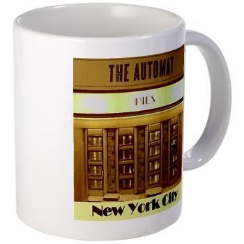 The Automat Mug - New York