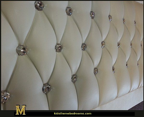 Arched Bed Headboard Decor