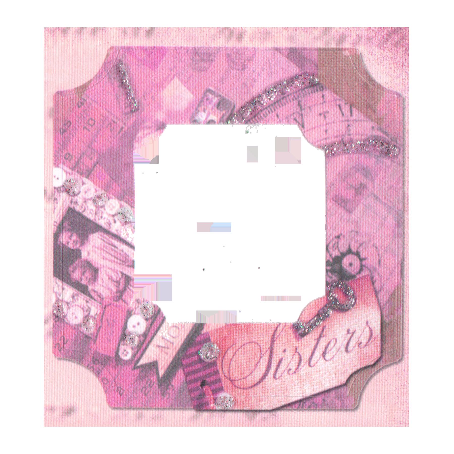 sister frame png | frames | Pinterest
