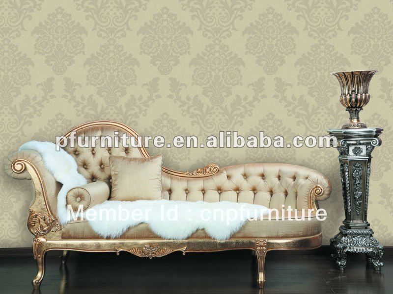 antique chaise lounge chair PFS3460 Promotion in USA market on
