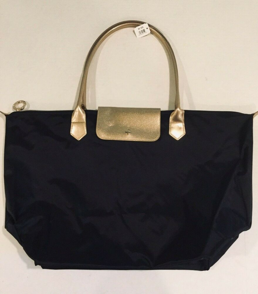 c12717eb167 Black Gold Tote Bag